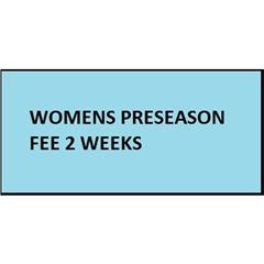 CURUFC - Womens Pre-season 2 Weeks