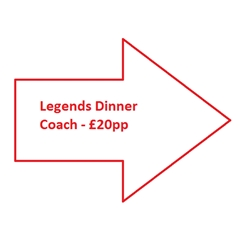 CURUFC - Coach to Legends Dinner