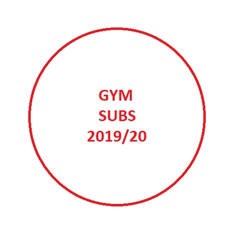 CURUFC - Gym Subs